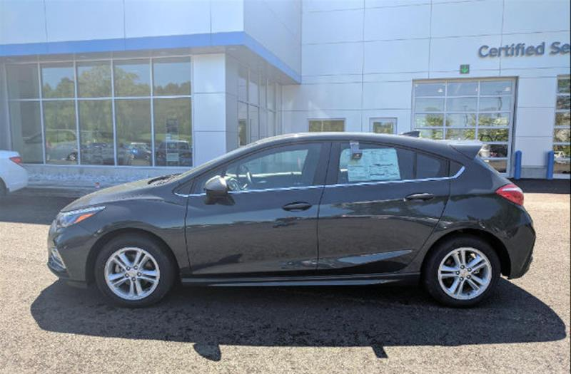2017 Chevrolet Cruze Lt Manual In Middlebury Vt Denecker