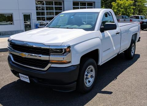 2017 Chevrolet Silverado 1500 for sale in Middlebury VT