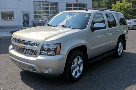 2013 Chevrolet Tahoe for sale in Middlebury, VT