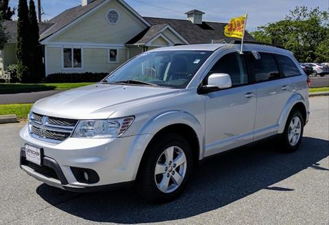 2011 Dodge Journey for sale in Middlebury VT