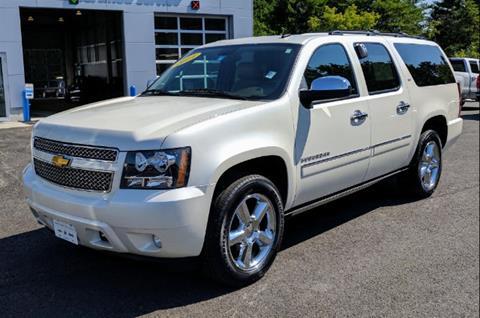 2014 Chevrolet Suburban for sale in Middlebury, VT