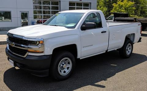 2018 Chevrolet Silverado 1500 for sale in Middlebury, VT