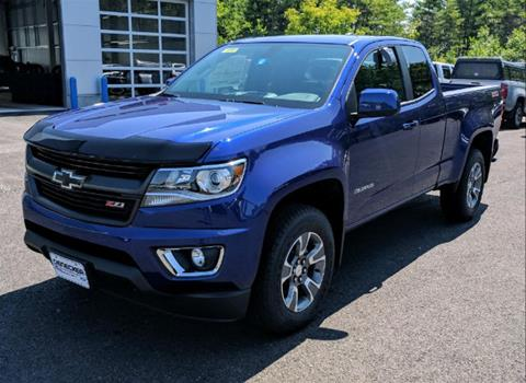 2017 Chevrolet Colorado for sale in Middlebury VT