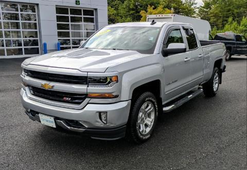 2016 Chevrolet Silverado 1500 for sale in Middlebury, VT