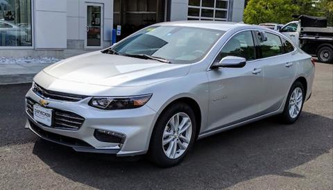 2018 Chevrolet Malibu for sale in Middlebury, VT