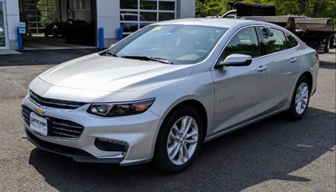 2018 Chevrolet Malibu for sale in Middlebury VT