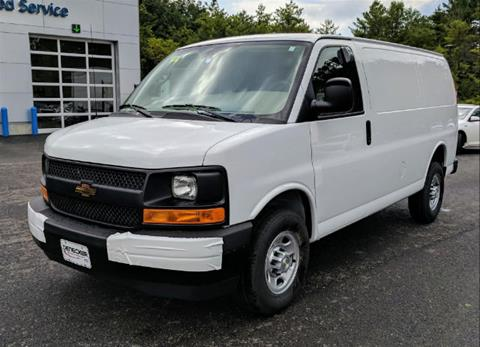2017 Chevrolet Express Cargo for sale in Middlebury VT