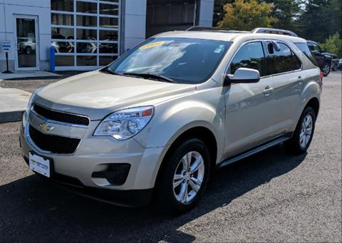 2014 Chevrolet Equinox for sale in Middlebury VT