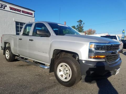2017 Chevrolet Silverado 1500 for sale in Middlebury, VT