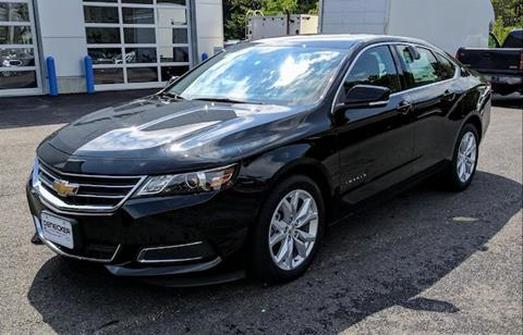 2017 Chevrolet Impala for sale in Middlebury, VT