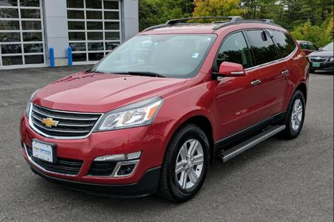 2013 Chevrolet Traverse for sale in Middlebury VT