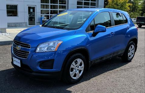 2016 Chevrolet Trax for sale in Middlebury VT