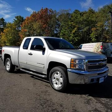 2012 Chevrolet Silverado 1500 for sale in Middlebury VT