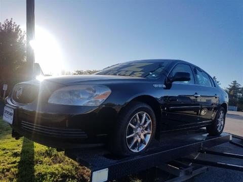 2007 Buick Lucerne for sale in Middlebury VT