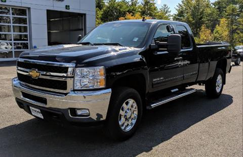 2011 Chevrolet Silverado 3500HD for sale in Middlebury, VT