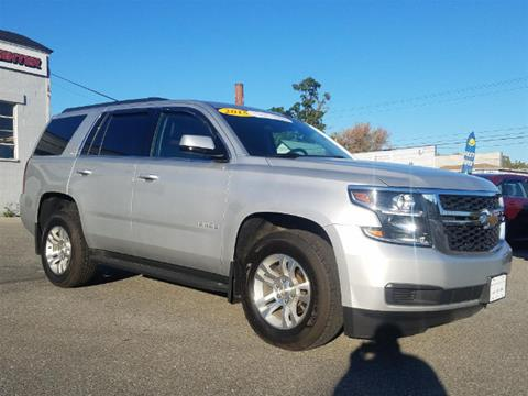 2015 Chevrolet Tahoe for sale in Middlebury, VT