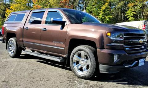 2016 Chevrolet Silverado 1500 for sale in Middlebury VT