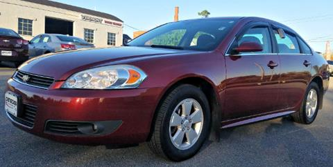 2010 Chevrolet Impala for sale in Middlebury, VT
