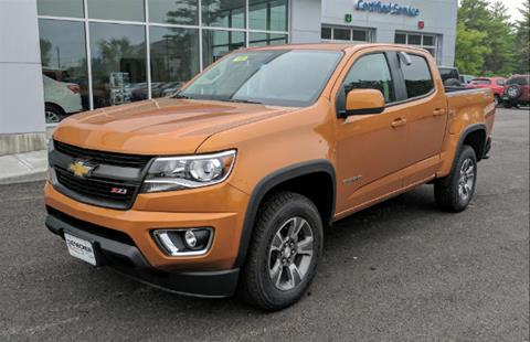 2017 Chevrolet Colorado for sale in Middlebury, VT
