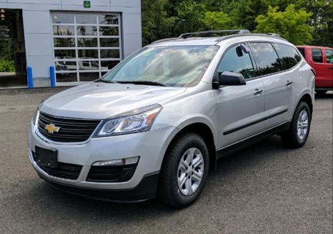 2017 Chevrolet Traverse for sale in Middlebury VT