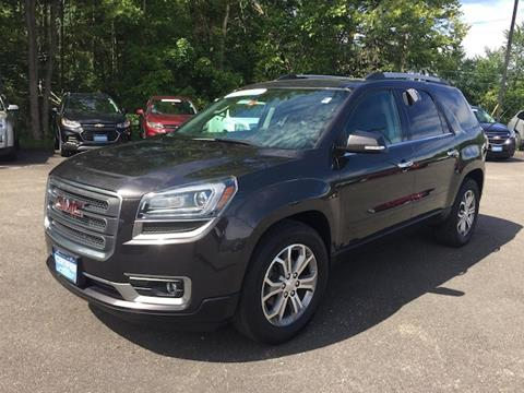 2015 GMC Acadia for sale in Middlebury, VT