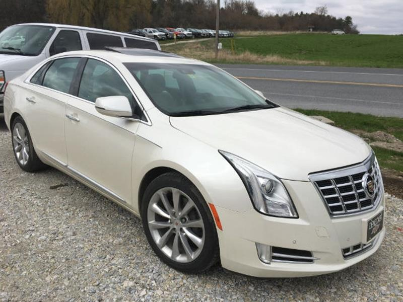 2013 Cadillac Xts Premium Collection In Middlebury Vt