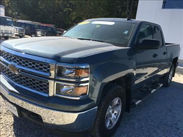 2014 Chevrolet Silverado 1500 for sale in Middlebury, VT