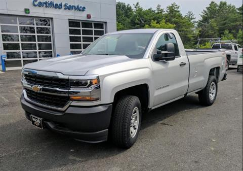 2017 Chevrolet Silverado 1500 for sale in Middlebury, VT