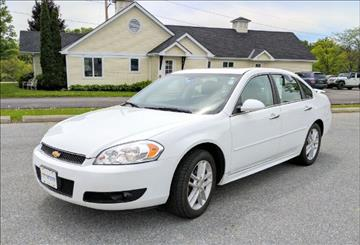2013 Chevrolet Impala for sale in Middlebury, VT