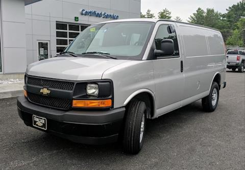 2017 Chevrolet Express Cargo for sale in Middlebury, VT
