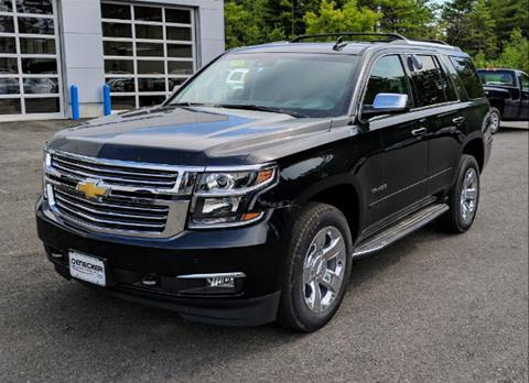 2017 Chevrolet Tahoe for sale in Middlebury VT