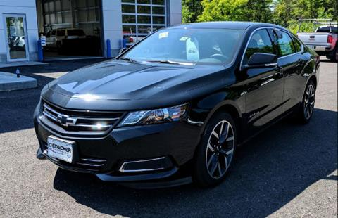 2017 Chevrolet Impala for sale in Middlebury VT