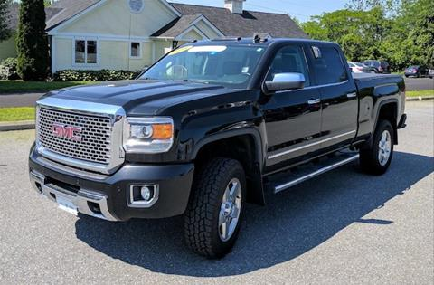 2015 GMC Sierra 2500HD for sale in Middlebury, VT