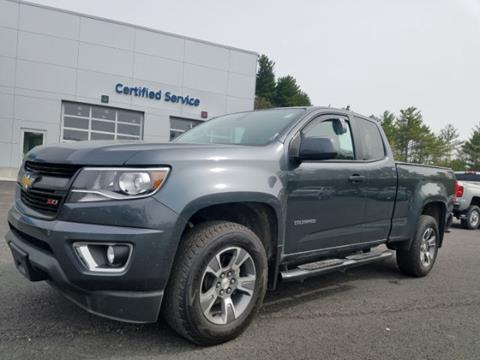 2015 Chevrolet Colorado for sale in Middlebury, VT
