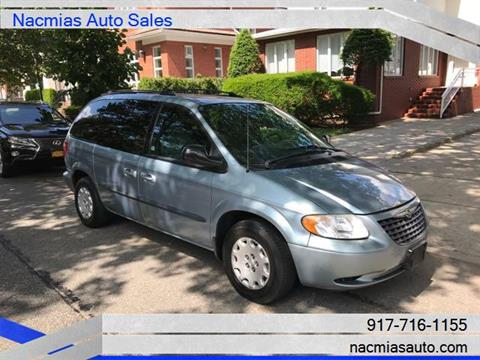 2004 Chrysler Town and Country for sale in Brooklyn, NY