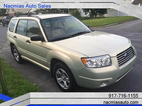 2007 Subaru Forester for sale in Brooklyn, NY