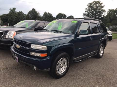 2005 Chevrolet Tahoe for sale in Cortland, NY