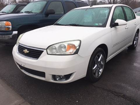 2006 Chevrolet Malibu for sale in Cortland, NY
