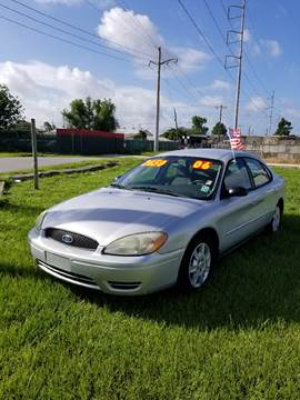 2006 Ford Taurus for sale in Metairie LA