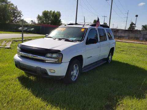 2004 Chevrolet TrailBlazer EXT for sale in Metairie LA