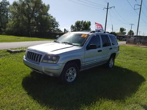2004 Jeep Grand Cherokee for sale in Metairie LA