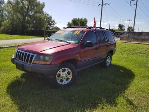 2001 Jeep Grand Cherokee for sale in Metairie LA