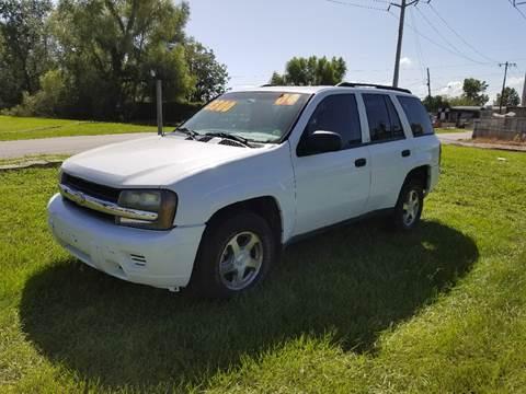 2004 Chevrolet TrailBlazer for sale in Metairie LA