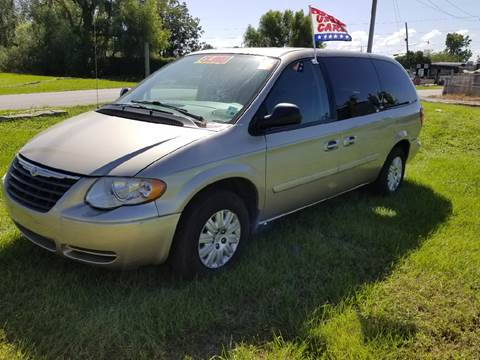 2006 Chrysler Town and Country for sale in Metairie LA