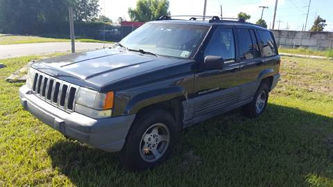 1998 Jeep Grand Cherokee for sale in Metairie, LA