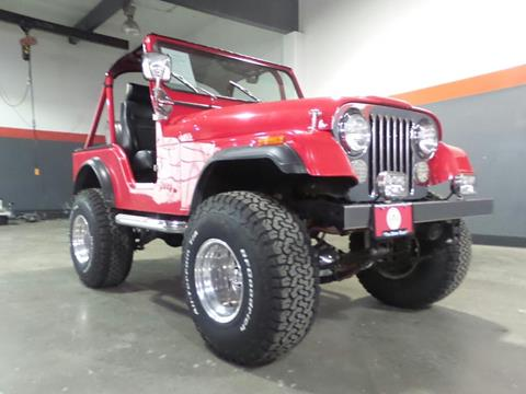 1979 Jeep CJ-5 for sale in La Grande, OR