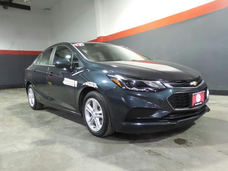 2017 Chevrolet Cruze Lt Auto 4dr Sedan In La Grande Or The Other