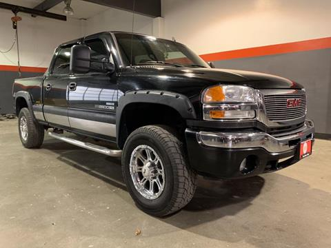 2006 GMC Sierra 2500HD for sale in La Grande, OR