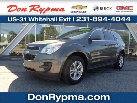2013 Chevrolet Equinox for sale in Whitehall MI