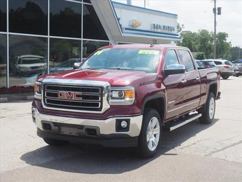 2014 GMC Sierra 1500 for sale in Whitehall MI
